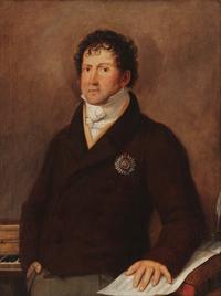 Retrato de João Domingos Bomtempo (1814) - Henrique José da Silva (Museu Nacional da Música).png