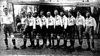 Rewera Stanisławów - The team of Rewera Stanisławów in 1922.