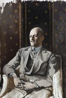 Rex Whistler - Charles Paget, 6th Marquess of Anglesey 1937.jpg