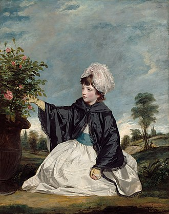 Lady Caroline Howard - Image: Reynolds Sir Joshua Lady Caroline Howard