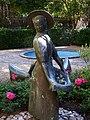 Rheinfelden, Aargau. 1982, Skulpturen Gruppe, Die Rheinfelder Gänse von Peter Lehmann (1921–1995) Bildhauer (1).jpg