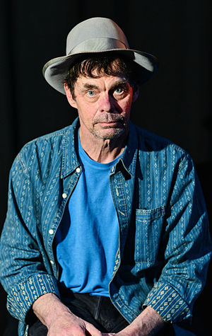 Rich Hall - Hall in 2016