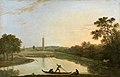 Richard Wilson - Kew Gardens- The Pagoda and Bridge - Google Art Project.jpg