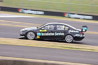 2017 Dunlop Super2 Series - Richie Stanaway in his one-off appearance at Eastern Creek