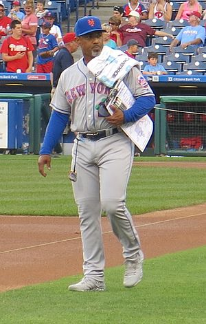 Ricky Bones - Bones with the Mets in 2016
