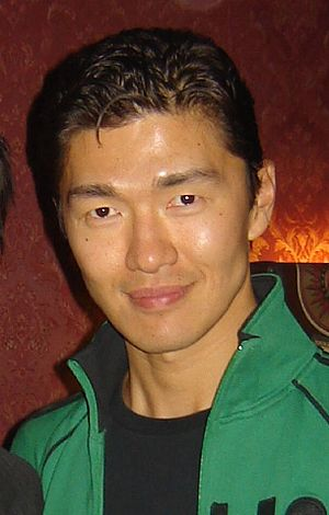 Rick Yune - Yune in 2007
