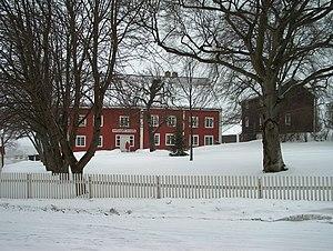 Anna Colbjørnsdatter - Norderhov Rectory now Ringerikes  Museum near Hønefoss