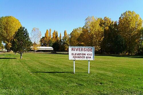 Riverside mailbbox