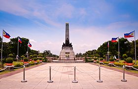Image illustrative de l'article Rizal Park
