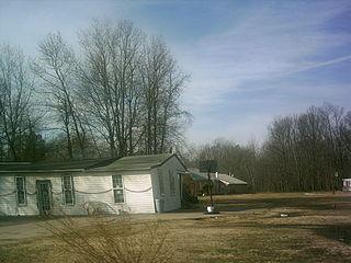 Monroe Hall, Virginia human settlement in Virginia, United States of America