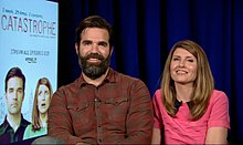 Rob Delaney, Sharon Horgan, Trending Report.jpg