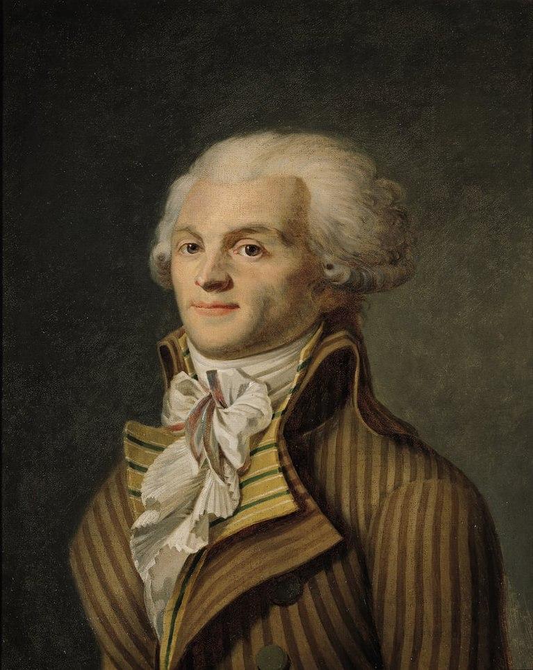 Robespierre crop