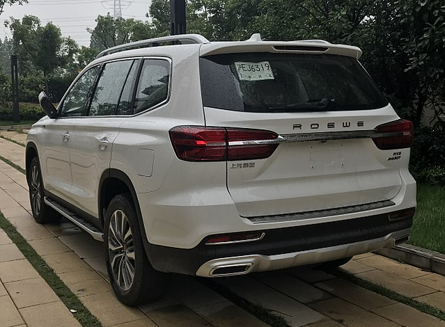 Image of Roewe RX8 010 (cropped)