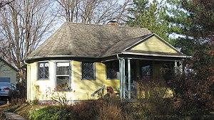 John L. Nichols House - Similar house in Prospect Hill