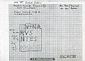 Roman Inscription from Roma, Italy (CIL VI 01187)h.jpeg
