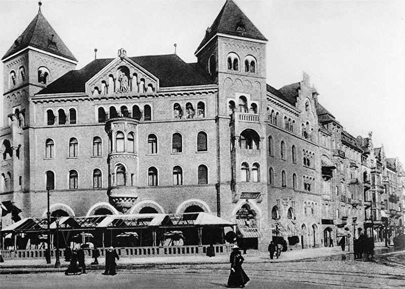 Hotel Wittelsbach Berlin Kurf Ef Bf Bdrstendamm