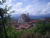Romano Canavese Panorama Parrocchiale.JPG