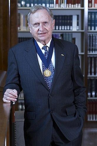 Ronald Breslow - Image: Ronald Breslow HD2006 Othmer Gold Medal portrait
