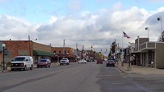 Village in Michigan, United States