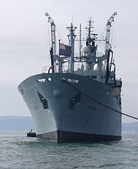 Rover class tanker