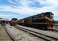 Rovos Rail Class 5E1's E1030, E1044 and E1091 at Capital Park. (17203116828).jpg