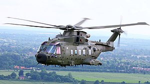 Royal Air Force Merlin HC3A helicopter training flight over Oxfordshire, Buckinghamshire.jpg