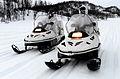Royal Marines Driving Ski-Doos on Exercise in Norway MOD 45156547.jpg