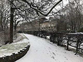 Royal Terrace, Edinburgh street in Edinburgh, Scotland
