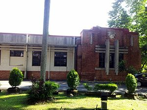 Rubber Research Institute of Malaysia - Image: Rubber Research Institute of Malaya (R.R.I.M), Jalan Ampang