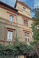 Rue Jules-Chalande - N°3 Collège Saint-Rome Façade sur cour PA00094509.jpg