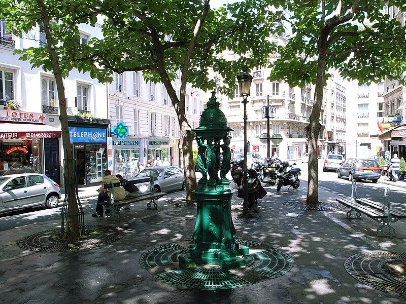 Fichier:Rue Vavin.jpg