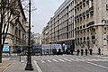 Rue de l'Université bloquée, Gilets jaunes, Paris 7e.jpg