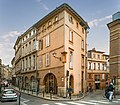 Rue des Couteliers (Toulouse) - Immeuble au N°55 - XVIIe siècle.jpg