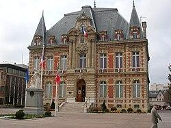 Wiki Hotel De Ville De Chatou