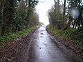Rural lane near Wangford - geograph.org.uk - 101054.jpg
