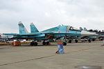 Russian Air Force, RF-93823, Sukhoi Su-34 (21453290961).jpg