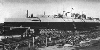 Russian <i>Narval</i>-class submarine