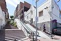 Rutes Històriques a Horta-Guinardó-escales murtra 05.jpg