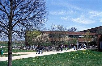 University of Bayreuth - Image: Rw fakultaet