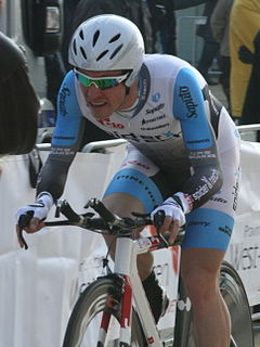 Ryan Roth Road racing cyclist