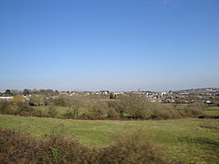Ryde from Southern Vectis Binstead and Haylands shuttle bus.JPG