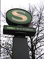 S-Bf Under den Linden Sign.jpg