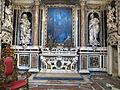 S. martino, chiesa, cappella di san martino, altare con pala di battistello caracciolo (1625 ca.).JPG