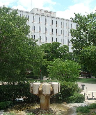 San Antonio College - Image: SAC summer 08 (3)
