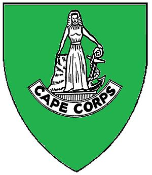 Cape Corps - SADF Cape Corps emblem