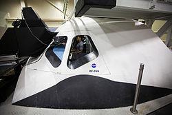 SAIL cockpit simulator (JSC2011-E-067673)