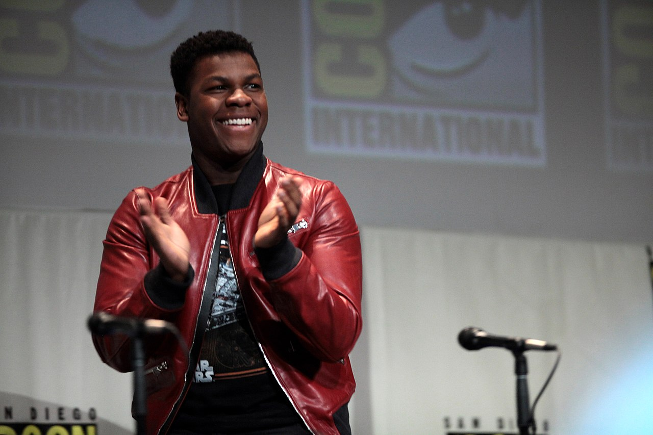 "John Boyega - ""I Want to Nurture Talents Who Will Be Nigerian Ambassadors"""