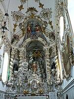 Interior da Igreja de S�o Francisco, S�o Jo�o del Rei