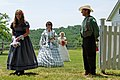 SK-- Civil War Wedding Bridal Procession (5808542255).jpg