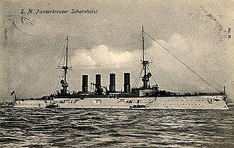 Blohm+Voss - Image: SMS Scharnhorst